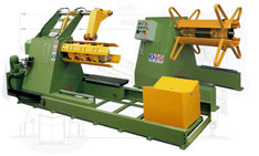 Coil Handling & Sheet Metal Working Machines