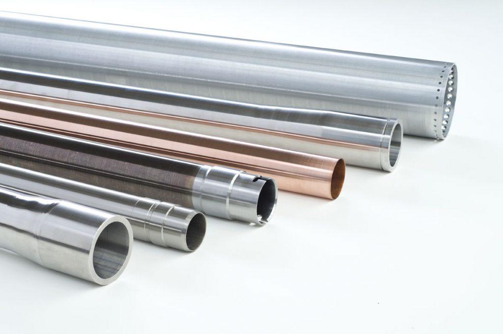 Flow-Forming Cylinder Tube