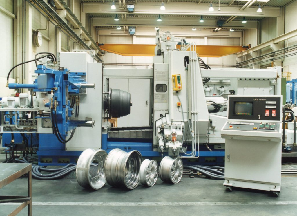 Wheel Deburring Machines