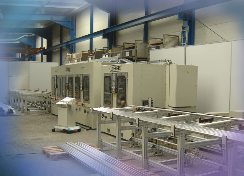 Centerless Polishing Machines